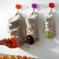 Mastrad Vegetable Keep Sacks ? ACCESSORIES -- Better Living Through Design