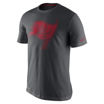 Nike Team Travel Dri-FIT (NFL Buccaneers) Men's T-Shirt