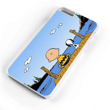 Snoopy Barbeque iPhone 6s Plus Case iPhone 6s Case iPhone 6 Plus Case iPhone 6 Case