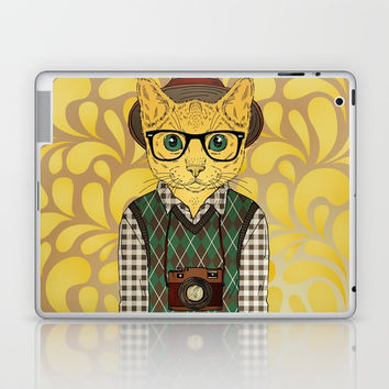 CatBoy Laptop & iPad Skin by MIKART