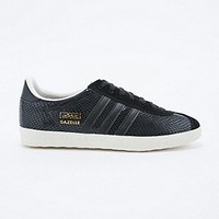 Adidas Snake Gazelle Trainers in Black - Urban Outfitters