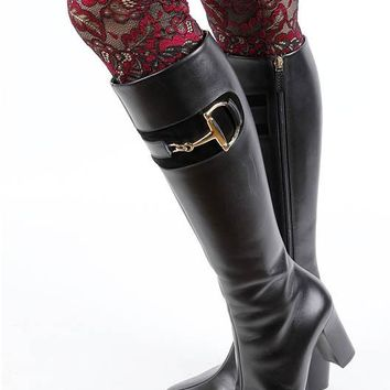 LEG WARMER TWO TONE LACE BOOT TOPPER DOUBLE PEARLS