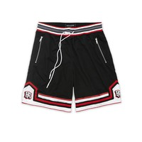 INSIGNIA MESH SHORTS-Black