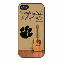 Ed Sheeran Guitar And Song Quotes iPhone 5s Case