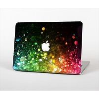 The Neon Glowing Grunge Drops Skin Set for the Apple MacBook Pro 15""