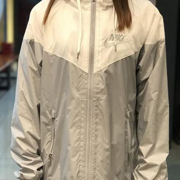 Nike Windrunner Hooded Windbreaker Jacket