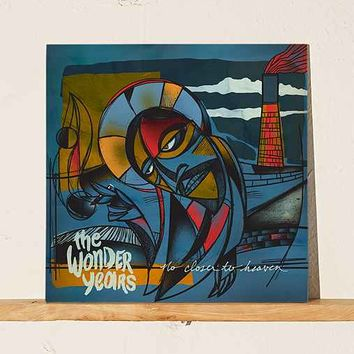The Wonder Years - No Closer To Heaven LP