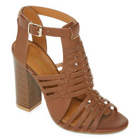 Bamboo Stash Chunky Woven Sandals - JCPenney