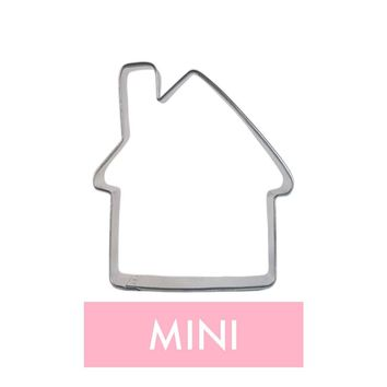 Mini House Cookie Cutter