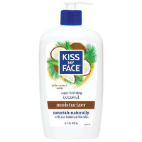 Kiss My Face Moisturizer Coconut (1x16oz )