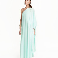 H&M Long Chiffon Dress $69.99