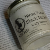 Bless Your Black Heart Body Butter