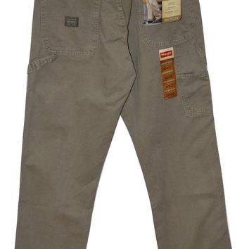Wrangler Men's Relaxed Fit Carpenter Jeans