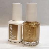 Essie Polish and Gel Match Color Duo 1005 105G Getting Groovy