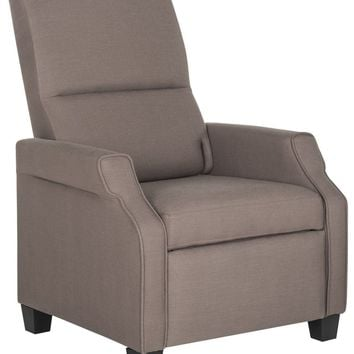 Hamilton Recliner Chair Dark Taupe