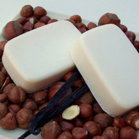 Sale - Vanilla Hazelnut Soap - Take 40% Off