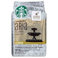 Starbucks® Aria Blend Blonde Ground Coffee - 12oz