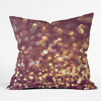 Lisa Argyropoulos Mingle 1 Throw Pillow
