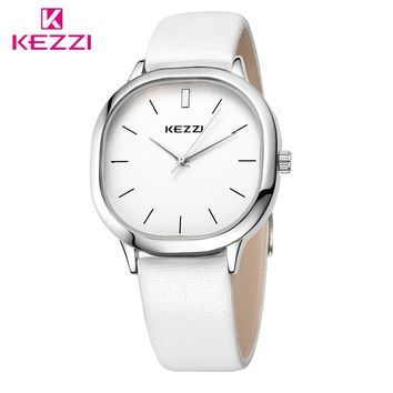 KEZZI Brand Couple Quartz Watch Men And Women Watches Luxury Decoration Love Gift To Send His Wife His Husband