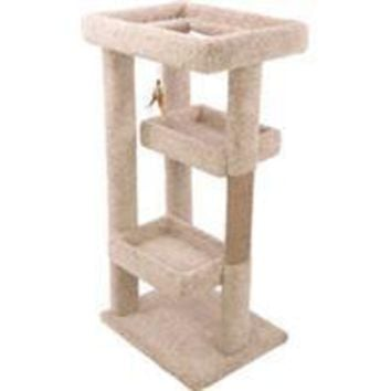 Ware Mfg. Inc.  Dog/cat - Tabby Terrace Cat Furniture