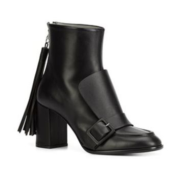 Msgm Tassel Detailing Ankle Boots - Forty Five Ten - Farfetch.com