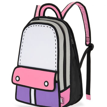 Adventure Backpack in Pink
