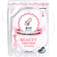Soo Beauté Beauty Friends Season III Collagen Essence Mask (Nutrition)