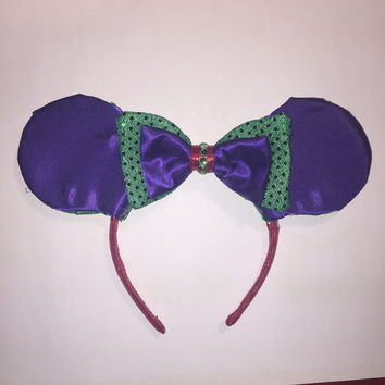 Ariel Mickey Mouse Ears