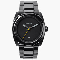 Nixon The Kingpin Watch Gunmetal One Size For Men 25570411201