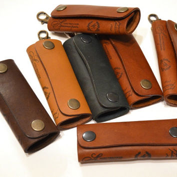 Key holders leather