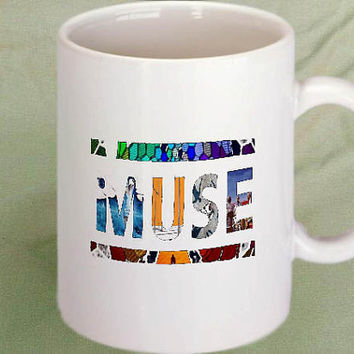 MUSE Logo coffee mug,tea mug,cup mug 11oz
