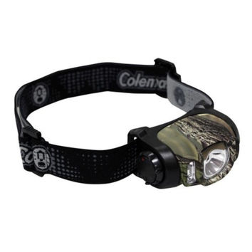 Coleman Multi-Color LED Headlamp Realtree AP Camo 2000006693
