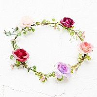 Flower Crown - Urban Outfitters