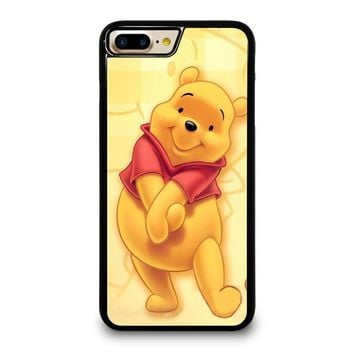 WINNIE THE POOH Disney iPhone 4/4S 5/5S/SE 5C 6/6S 7 8 Plus X Case