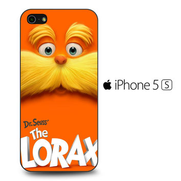 Dr Seuss The Lorax iPhone 5[S] Case