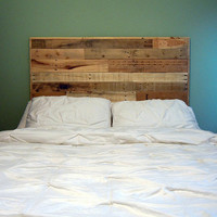 SALE - Pallet Headboard - Twin Full Queen King Size
