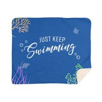 Keep Swimming | Amberscreativehaven's Artist Shop