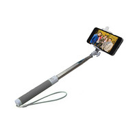 #Theselfie Stick Bluetooth Selfie Stick Grey One Size For Men 25900611501