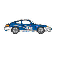 Top Dog 1:64 Porsche 911 - MLB Los Angeles Dodgers