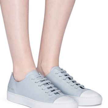 Common Projects | 'Tournament' leather sneakers | Women | Lane Crawford - Shop Designer Brands Online