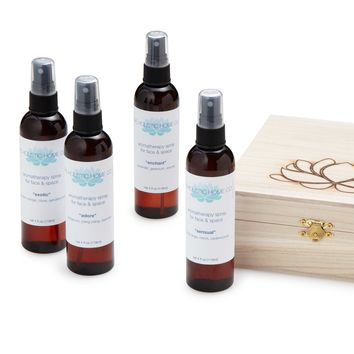 Love is in the Air Aromatherapy Sprays Set | aroma therapy, essential oils romance