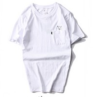 Boys & Men Ripndip T-Shirt Top Tee
