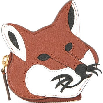 Maison Kitsuné Love Blazon Embroidered Pin - Farfetch
