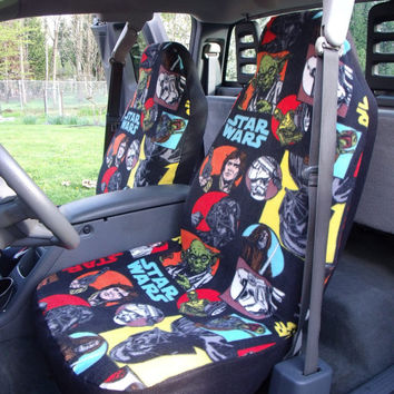 1 set of star wars cartoon characters from chailinsews on etsy. Black Bedroom Furniture Sets. Home Design Ideas