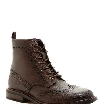 Joseph Abboud | Preston Leather Wingtip Boot | Nordstrom Rack