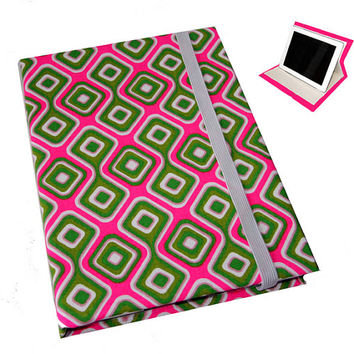 iPad 2 3 4 Air hard case mini, iPad Cover, iPad Sleeve, i Pad stand up iPad mini hard case Neon Camera Hole