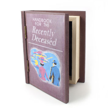 Handbook for the Recently Deceased Ring Book
