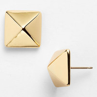 kate spade new york 'locked in' small stud earrings | Nordstrom