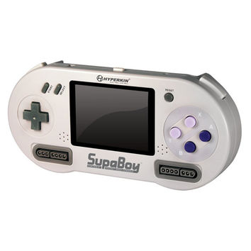 Supaboy Portable SNES Game Player