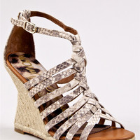 ANNABEL Wedge Sandal